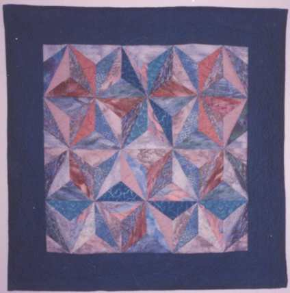 image title is Roberta Horton Design, Wall Hanging, 1993